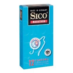 Préservatifs Sico Marathon x 12