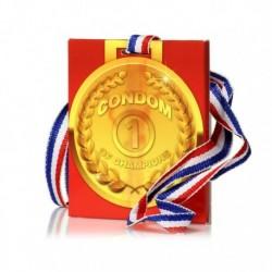 Préservatif ''Condom of Champion''