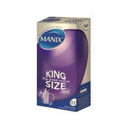 Préservatifs Manix King Size