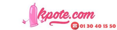 Kpote.com votre site de vente de Préservatifs moins chers !